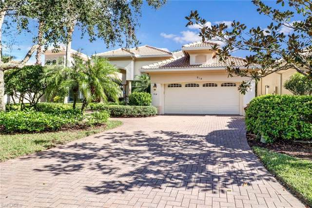 914 Villa Florenza Dr, Naples, FL 34119 (MLS #219060900) :: The Naples Beach And Homes Team/MVP Realty