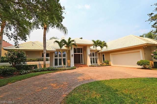 6967 Greentree Dr, Naples, FL 34108 (MLS #219060916) :: Avantgarde