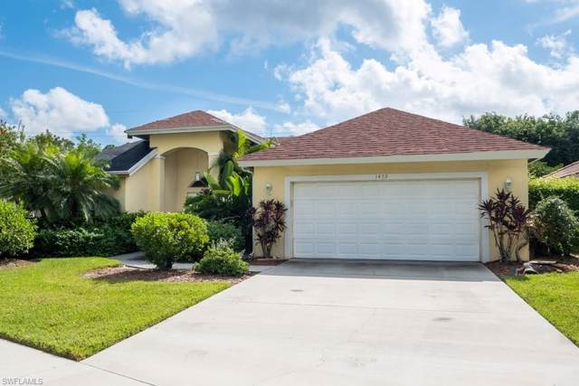 1459 Vintage Ln, Naples, FL 34104 (MLS #219060978) :: The Naples Beach And Homes Team/MVP Realty