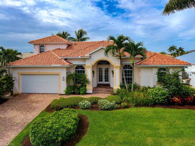 748 Caribbean Ct, Marco Island, FL 34145 (MLS #219061106) :: The Naples Beach And Homes Team/MVP Realty