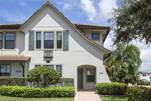 1359 Artesia Dr E #103, Naples, FL 34113 (MLS #219061303) :: Sand Dollar Group