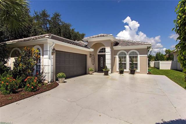 8218 Laurel Lakes Blvd, Naples, FL 34119 (MLS #219061367) :: The Naples Beach And Homes Team/MVP Realty