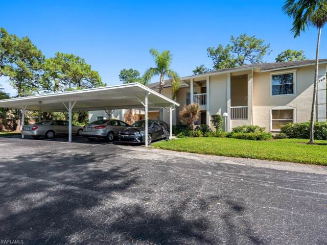 749 Landover Cir #101, Naples, FL 34104 (MLS #219061694) :: The Naples Beach And Homes Team/MVP Realty