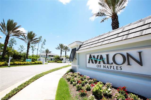6972 Avalon Cir #1003, Naples, FL 34112 (#219061787) :: The Dellatorè Real Estate Group