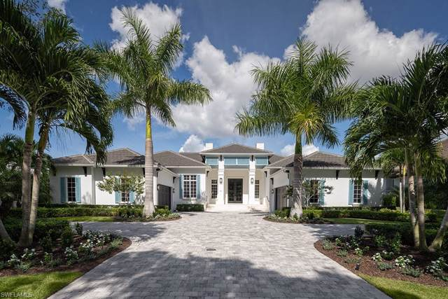 693 Coral Dr, Naples, FL 34102 (#219061991) :: Equity Realty