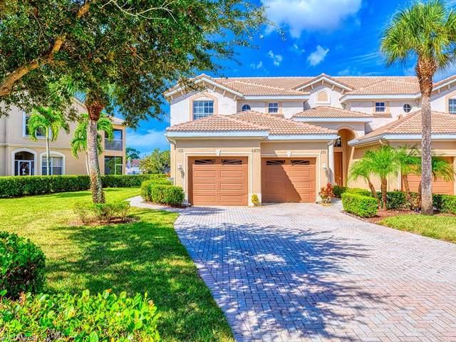 6879 Sterling Greens Ct #101, Naples, FL 34104 (#219062997) :: The Dellatorè Real Estate Group