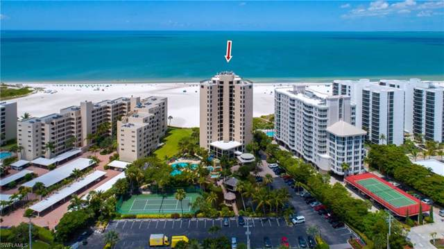 6640 Estero Blvd #703, Fort Myers Beach, FL 33931 (#219063169) :: Equity Realty