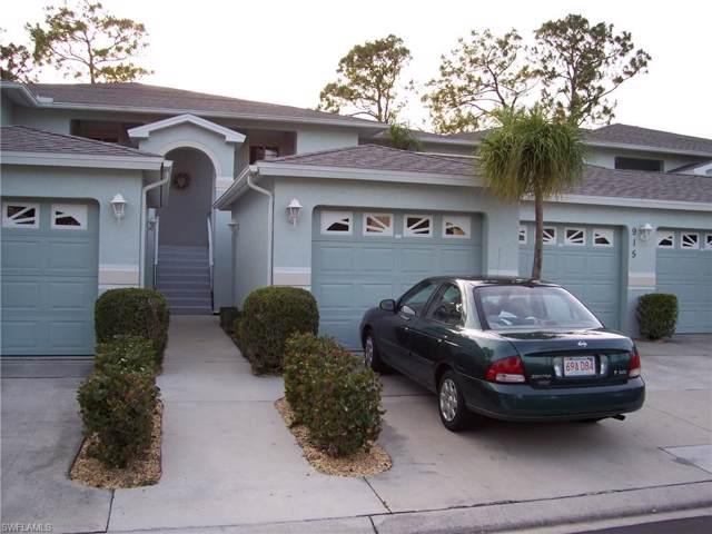 915 New Waterford Dr H-202, Naples, FL 34104 (#219063507) :: Southwest Florida R.E. Group Inc