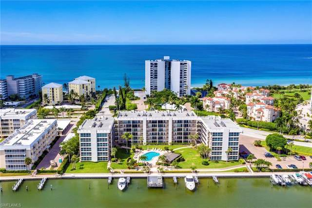 3500 Gulf Shore Blvd N #107, Naples, FL 34103 (#219064531) :: Equity Realty