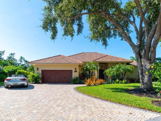 1924 Blackstone Cir, Naples, FL 34109 (#219065198) :: Jason Schiering, PA