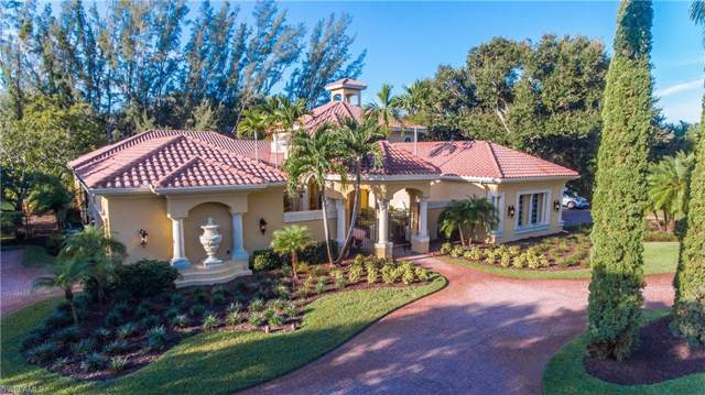 136 Hickory Rd, Naples, FL 34108 (MLS #219065293) :: The Naples Beach And Homes Team/MVP Realty