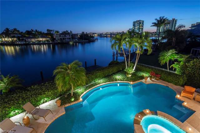 330 Neptunes Bight, Naples, FL 34103 (#219065611) :: The Dellatorè Real Estate Group