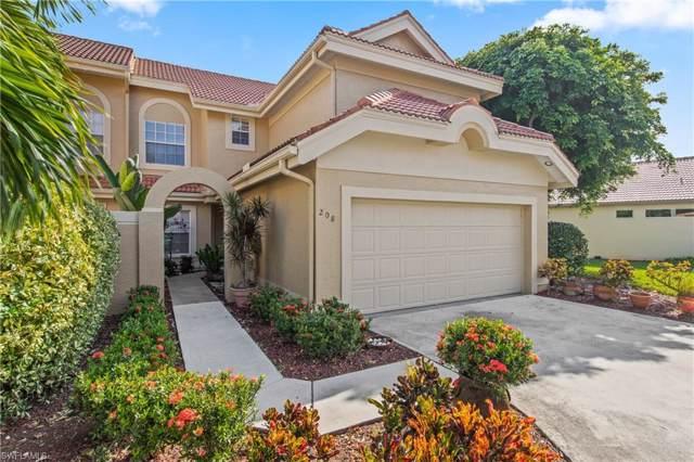208 Napa Ridge Rd E, Naples, FL 34119 (#219066084) :: The Dellatorè Real Estate Group