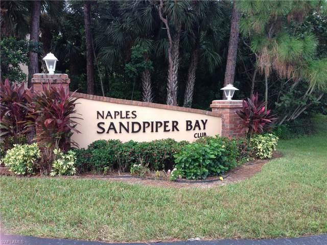 3071 Sandpiper Bay Cir L105, Naples, FL 34112 (#219066142) :: The Dellatorè Real Estate Group