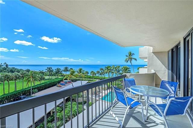 4001 Gulf Shore Blvd N #403, Naples, FL 34103 (#219066155) :: Equity Realty