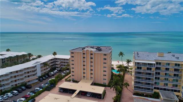 1919 Gulf Shore Blvd N #504, Naples, FL 34102 (MLS #219066269) :: The Naples Beach And Homes Team/MVP Realty