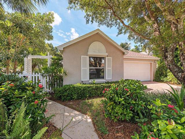 1003 Silverstrand Dr, Naples, FL 34110 (MLS #219066288) :: RE/MAX Radiance