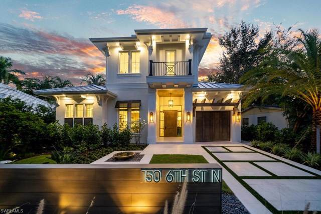 150 6th St N, Naples, FL 34102 (#219066308) :: The Dellatorè Real Estate Group