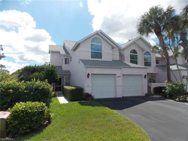 2107 Tama Cir #101, Naples, FL 34112 (#219066439) :: Southwest Florida R.E. Group Inc