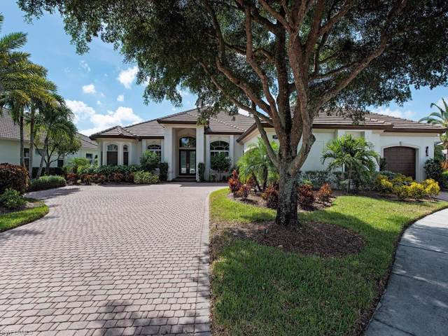 5970 Amberwood Dr, Naples, FL 34110 (MLS #219066702) :: #1 Real Estate Services