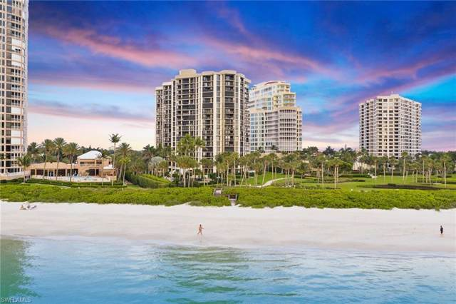 4551 Gulf Shore Blvd N #1800, Naples, FL 34103 (#219066948) :: Equity Realty