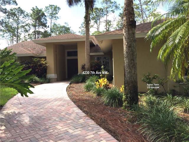 4230 7th Ave NW, Naples, FL 34119 (MLS #219067303) :: Sand Dollar Group