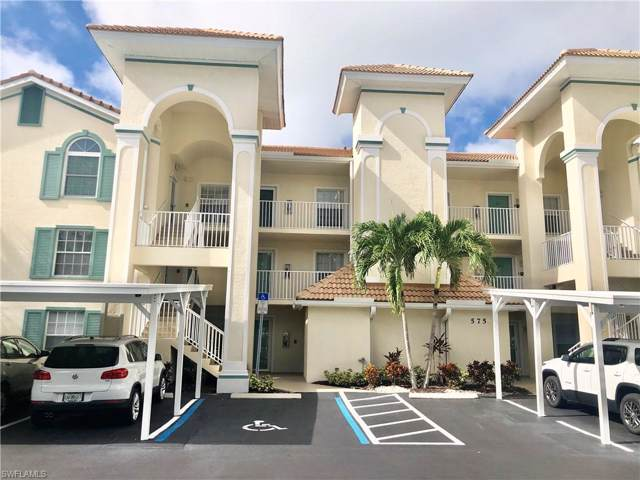 575 Club Side Dr #102, Naples, FL 34110 (MLS #219067310) :: Sand Dollar Group