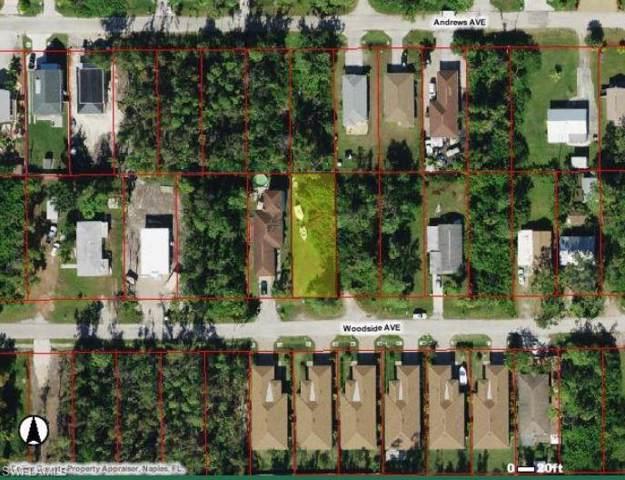 Woodside Ave, Naples, FL 34112 (MLS #219067427) :: Kris Asquith's Diamond Coastal Group