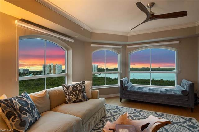 295 Grande Way 601 8th Floor, Naples, FL 34110 (#219067734) :: The Dellatorè Real Estate Group