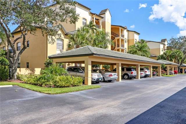 220 Vintage Cir B-101, Naples, FL 34119 (MLS #219067809) :: Sand Dollar Group