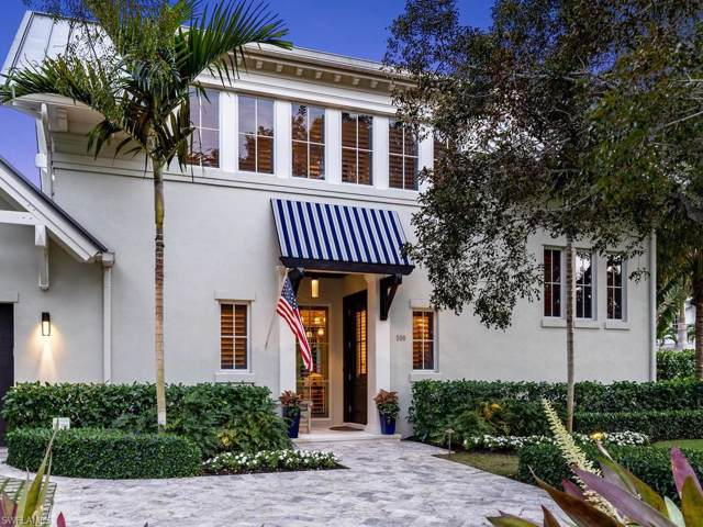 500 3RD Ave N, Naples, FL 34102 (#219067837) :: The Dellatorè Real Estate Group