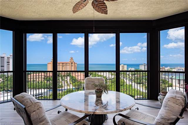 8787 Bay Colony Dr #1505, Naples, FL 34108 (MLS #219067975) :: #1 Real Estate Services