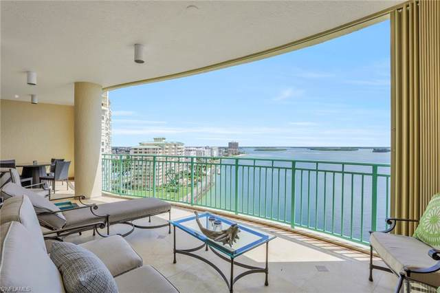 970 Cape Marco Dr #1103, Marco Island, FL 34145 (MLS #219068010) :: #1 Real Estate Services