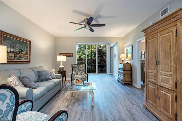 859 Tanbark Dr #105, Naples, FL 34108 (#219068398) :: The Dellatorè Real Estate Group