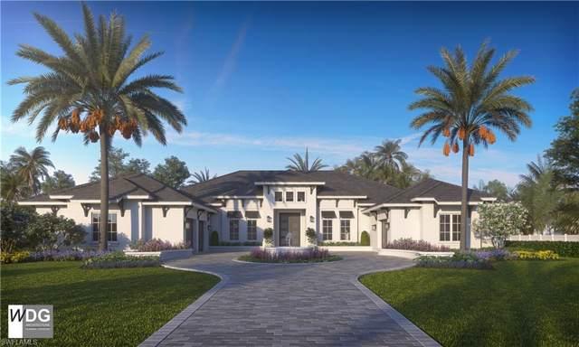 6596 Ridgewood Dr, Naples, FL 34108 (#219068436) :: The Dellatorè Real Estate Group