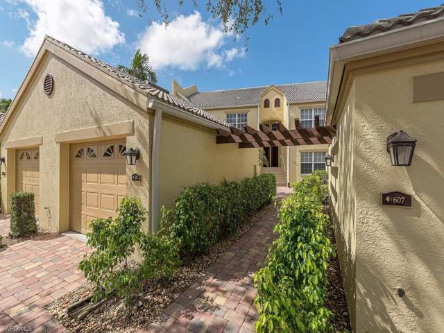 5953 Sand Wedge Ln #607, Naples, FL 34110 (MLS #219068733) :: #1 Real Estate Services