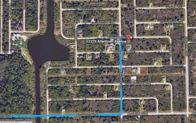 13379 Allentown Ave, Port Charlotte, FL 33981 (MLS #219069192) :: Kris Asquith's Diamond Coastal Group