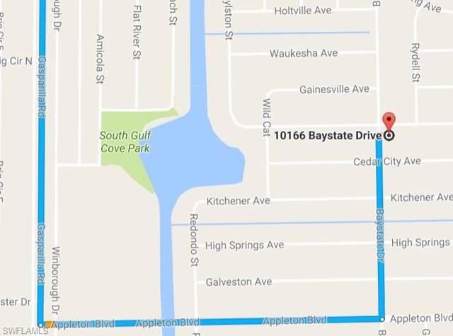 10166 Bay State Dr, Port Charlotte, FL 33981 (MLS #219069199) :: Kris Asquith's Diamond Coastal Group