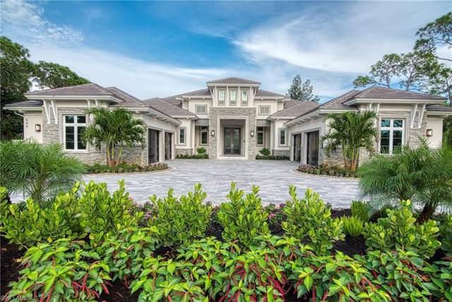 540 Myrtle Rd, Naples, FL 34108 (MLS #219069701) :: #1 Real Estate Services