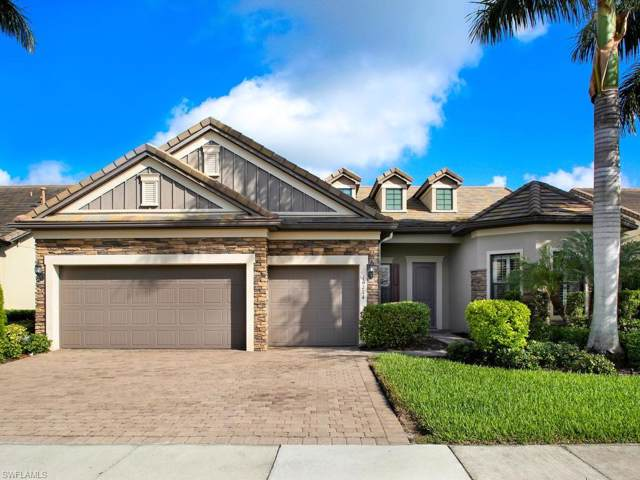 16214 Camden Lakes Cir, Naples, FL 34110 (MLS #219069845) :: #1 Real Estate Services