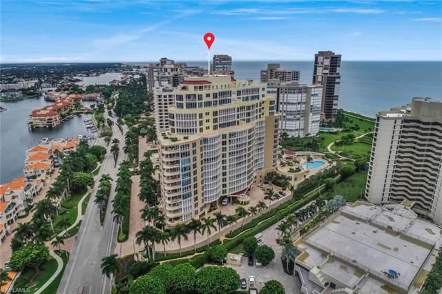 4501 Gulf Shore Blvd N #802, Naples, FL 34103 (#219070144) :: Southwest Florida R.E. Group Inc
