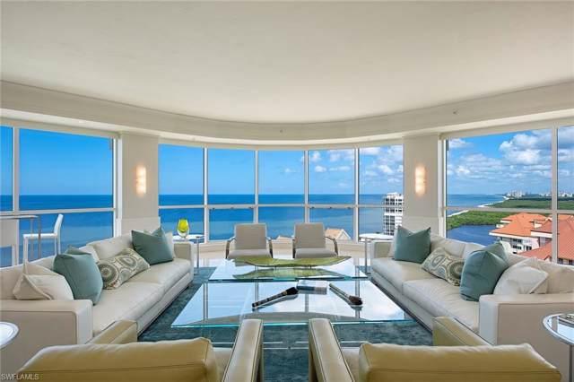 81 Seagate Dr #1803, Naples, FL 34103 (#219070572) :: The Dellatorè Real Estate Group