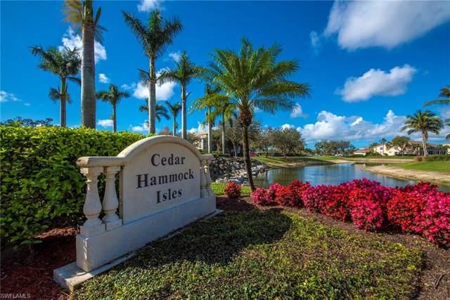 8600 Cedar Hammock Cir #1314, Naples, FL 34112 (#219070588) :: Southwest Florida R.E. Group Inc