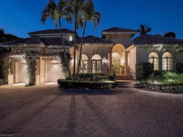 301 Little Harbour Ln, Naples, FL 34102 (MLS #219070599) :: Sand Dollar Group