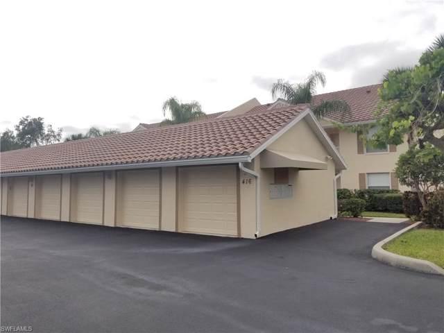 416 Valerie Way #203, Naples, FL 34104 (MLS #219070820) :: Clausen Properties, Inc.