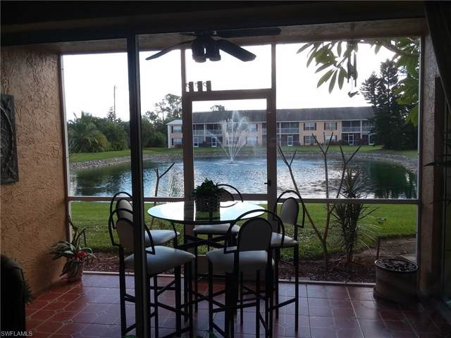 1950 Crown Pointe Blvd W B-105, Naples, FL 34112 (MLS #219071040) :: Clausen Properties, Inc.