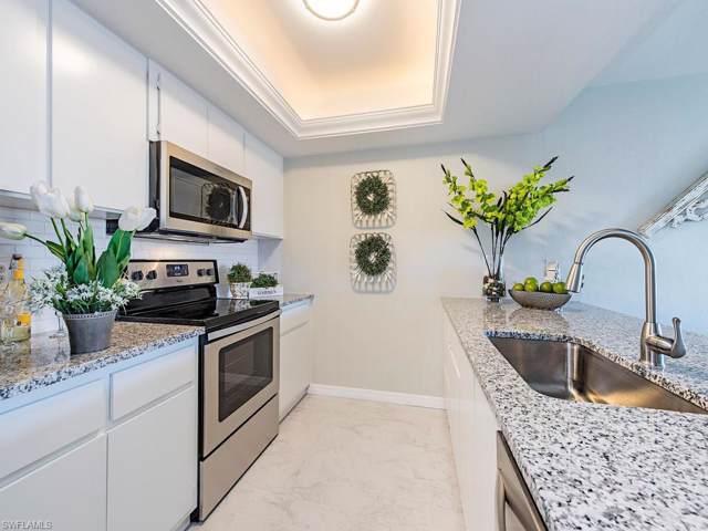 154 Cypress Way E #1107, Naples, FL 34110 (MLS #219071129) :: Palm Paradise Real Estate