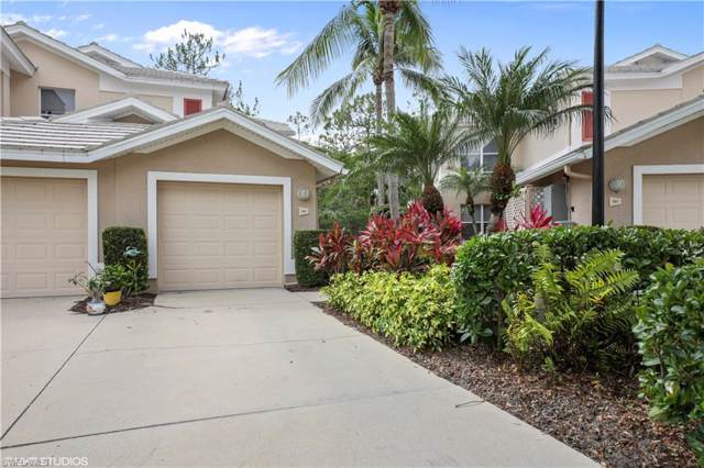 849 Carrick Bend Cir #103, Naples, FL 34110 (#219071169) :: Equity Realty