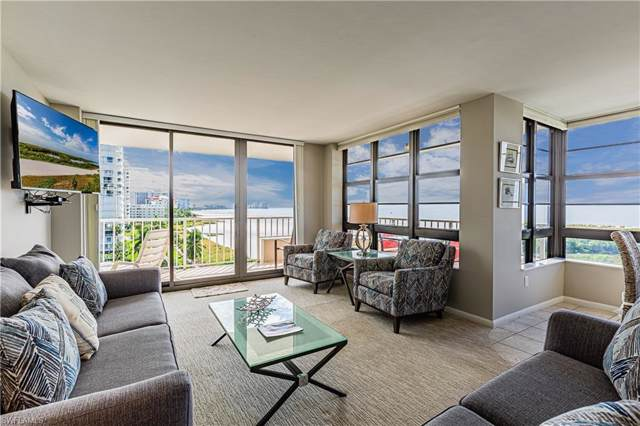380 Seaview Ct #711, Marco Island, FL 34145 (MLS #219071581) :: #1 Real Estate Services
