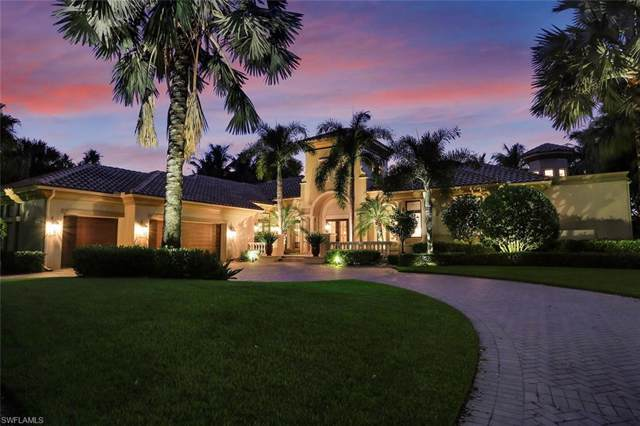 1425 Nighthawk Pt, Naples, FL 34105 (MLS #219071648) :: Clausen Properties, Inc.